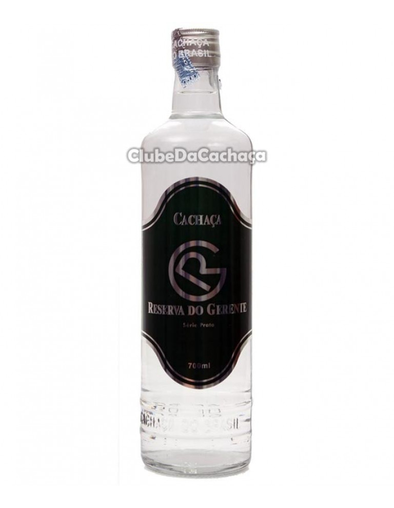 Cachaça Reserva do Gerente Prata 700 ml