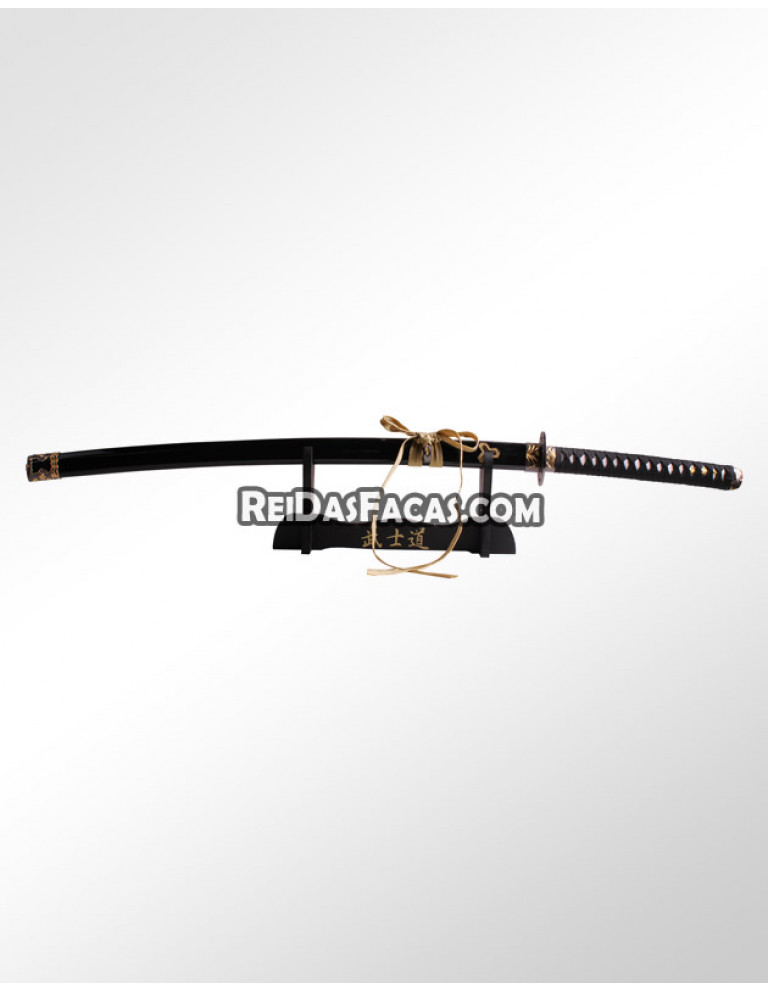 ESPADA DO FILME KILL BILL DECORATIVA COM SUPORTE MK-2060